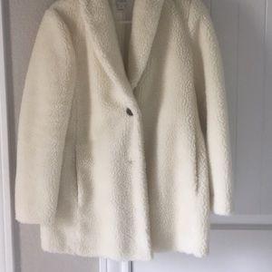 J crew coat NWOT xxs